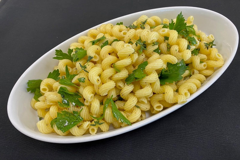Pasta with Compound Herb Butter